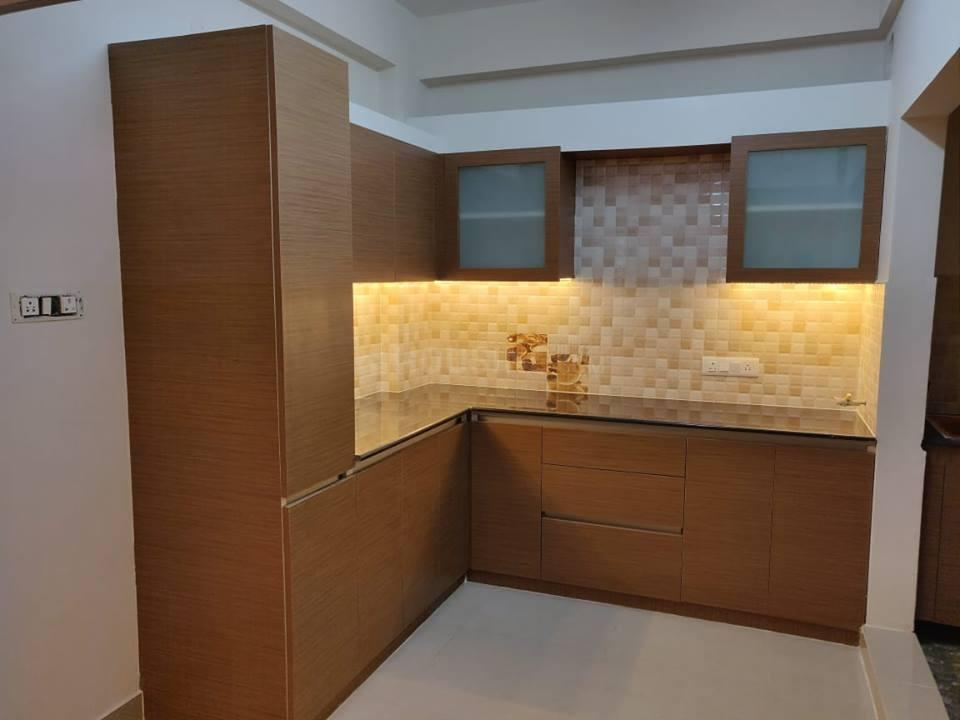 Kitchen Image of 1200 Sq.ft 2 BHK Villa for buy in Electronic City for 2000000