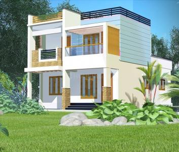 Gallery Cover Image of 1065 Sq.ft 2 BHK Independent House for buy in Selaiyur for 7500000