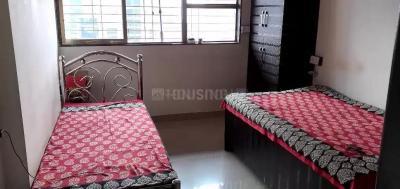 लोअर परेल में पेइंग गेस्ट इन लोअर परेल मुंबई के बेडरूम की तस्वीर