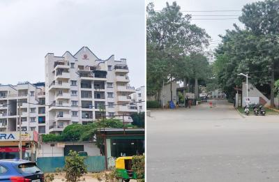 Gallery Cover Image of 1110 Sq.ft 2 BHK Apartment for rent in Hennur Main Road for 50000