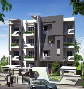 Gallery Cover Image of 1100 Sq.ft 2 BHK Apartment for buy in Kaggadasapura for 5300000