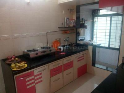 Kitchen Image of Offering You Paying Guest / Rental Flat In Powai Chandivali in Powai