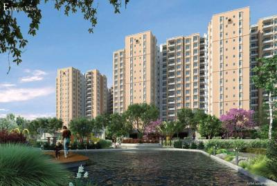 Gallery Cover Image of 572 Sq.ft 1 BHK Apartment for buy in Prestige Primrose Hills Ph I, Nagegowdanapalya for 3200000