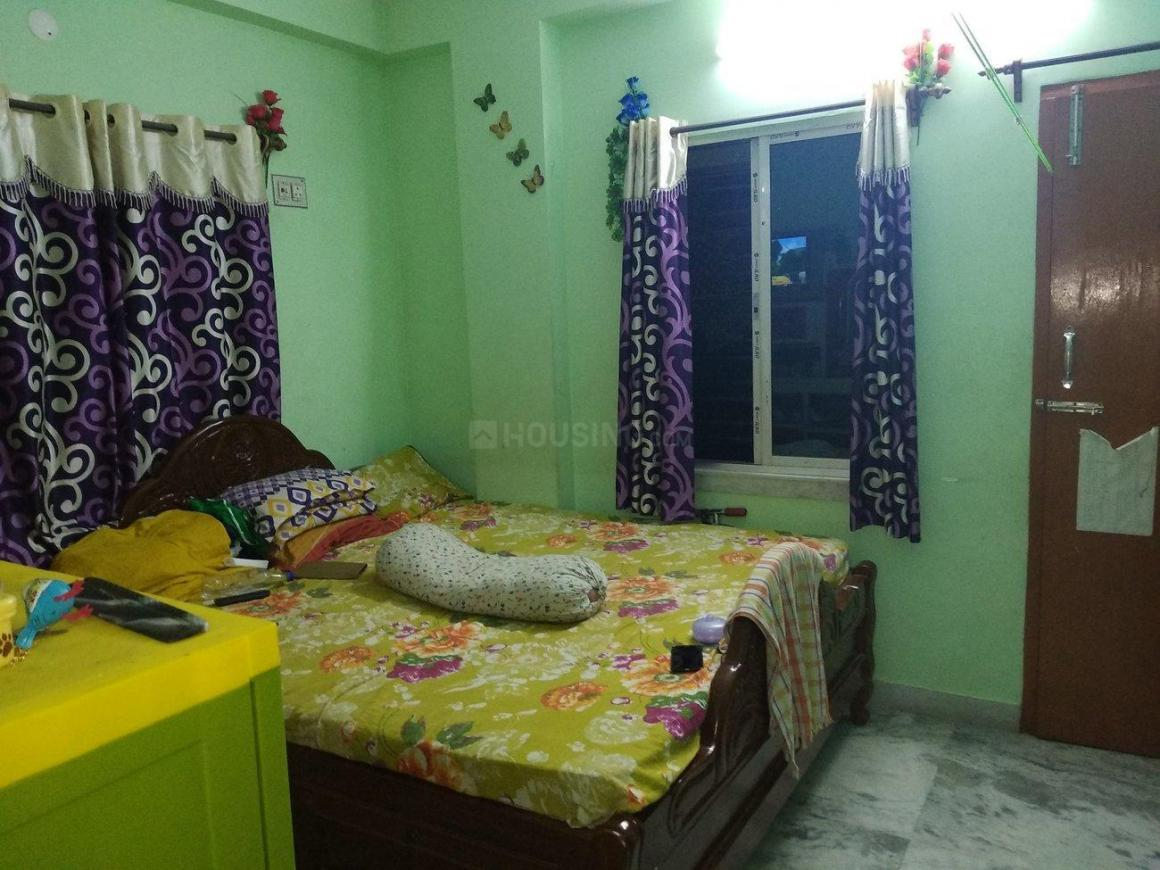 Bedroom Image of 450 Sq.ft 1 BHK Apartment for rent in Keshtopur for 5500