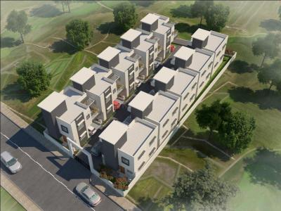Gallery Cover Image of 1250 Sq.ft 2 BHK Villa for buy in Lohegaon for 3998000