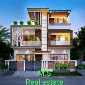 Gallery Cover Image of 1800 Sq.ft 3 BHK Apartment for buy in Madhura Nagar for 10700000
