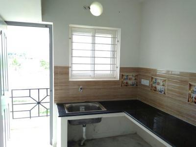 Kitchen Image of Vishvas Professional Stays in Siruseri