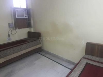 Bedroom Image of Pawan PG in Khirki Extension