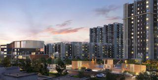 Gallery Cover Image of 1366 Sq.ft 2 BHK Apartment for buy in Brigade Citadel, Moti Nagar for 7700000