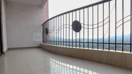 Balcony Image of B 1602, Shubhkalyan Society in Nanded