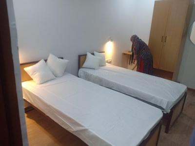 Bedroom Image of Shiv Shakti PG in Sector 49