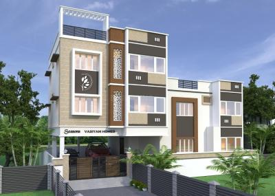 Gallery Cover Image of 1056 Sq.ft 2 BHK Apartment for buy in Medavakkam for 5889933
