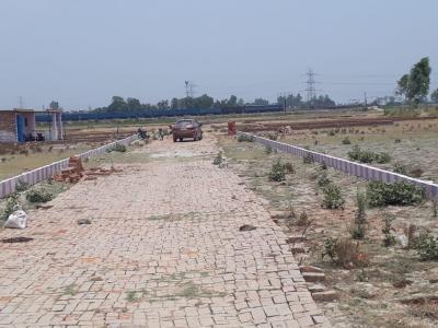 Gallery Cover Image of  Sq.ft Residential Plot for buy in Jankipuram Extension for 1000000