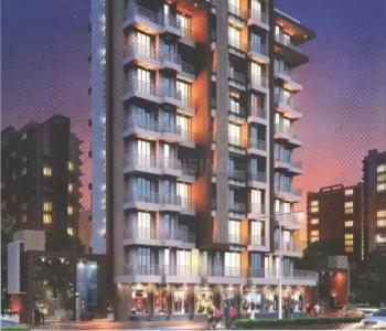 Gallery Cover Image of 710 Sq.ft 1 BHK Apartment for buy in Hiya Regency, Bhayandar East for 5900000