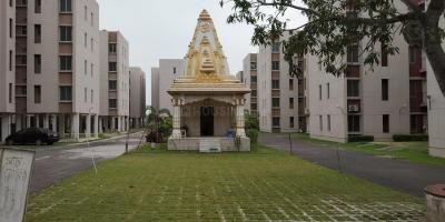 Gallery Cover Image of 950 Sq.ft 3 BHK Apartment for rent in Barasat for 8000