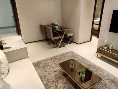 Hall Image of 850 Sq.ft 2 BHK Apartment for buy in Sunteck MaxxWorld 1 Tivri Naigaon East, Naigaon East for 4455000