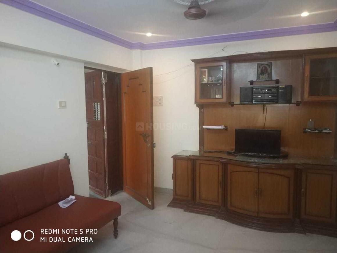 Living Room Image of 550 Sq.ft 1 BHK Apartment for rent in Andheri East for 32000