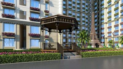 Gallery Cover Image of 2100 Sq.ft 3 BHK Apartment for buy in Kanakia Paris, Bandra East for 64300000
