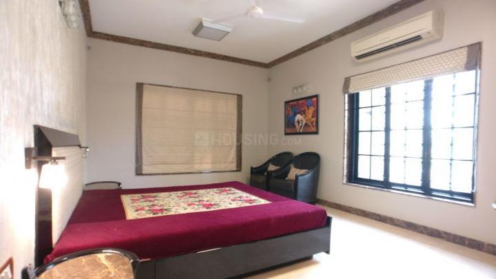 कुंबल्ला हिल में पीजी फ़ॉर गर्ल के बेडरूम की तस्वीर