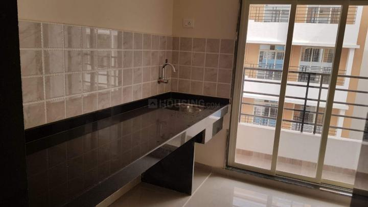 Kitchen Image of 348 Sq.ft 1 BHK Apartment for rent in Neral for 4500