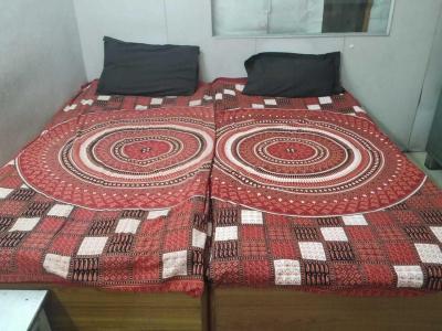 Bedroom Image of PG 4441438 Sant Nagar in Sant Nagar