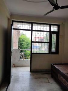 Gallery Cover Image of 500 Sq.ft 1 BHK Independent Floor for buy in Krishna Nagar for 2800000