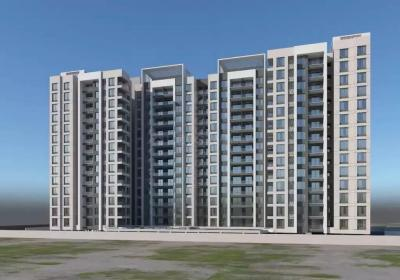 Gallery Cover Image of 752 Sq.ft 2 BHK Apartment for buy in Mundhwa for 6000000
