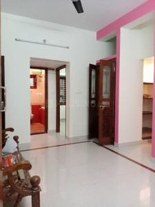 Gallery Cover Image of 900 Sq.ft 2 BHK Independent Floor for rent in Rajajinagar for 17500
