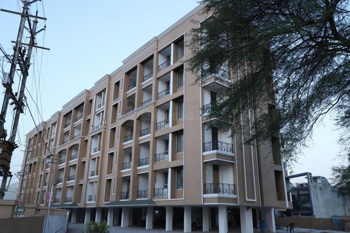 Building Image of 1250 Sq.ft 2 BHK Apartment for buy in Sigma Jasuja Towers, Dhanwantary Nagar for 2999000