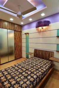 Gallery Cover Image of 645 Sq.ft 1 BHK Apartment for rent in Nerul for 22500