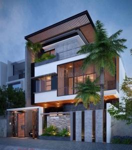 Gallery Cover Image of 1900 Sq.ft 4 BHK Villa for buy in Banjarawala for 6660000