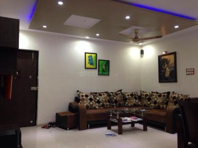 Gallery Cover Image of 1450 Sq.ft 3 BHK Apartment for rent in Thane West for 55000