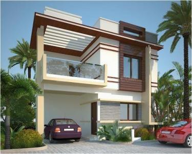 Gallery Cover Image of 742 Sq.ft 2 BHK Villa for buy in Hoskote for 4356000