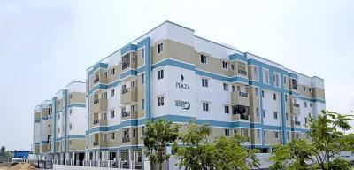 Gallery Cover Image of 956 Sq.ft 2 BHK Apartment for buy in Plaza Verdant Acres Phase II, Perumbakkam for 3200000
