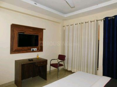 Bedroom Image of Homestay in Sector 46