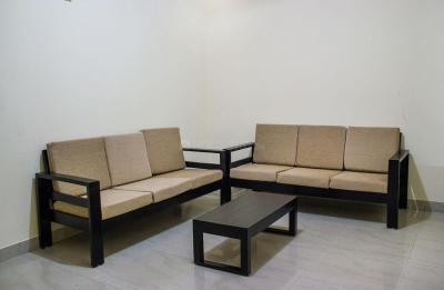 Living Room Image of PG 4642236 K R Puram in Krishnarajapura