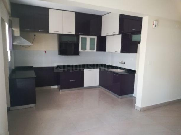 Kitchen Image of 1200 Sq.ft 2 BHK Apartment for rent in Amrutahalli for 25000
