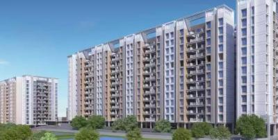 Gallery Cover Image of 1085 Sq.ft 2 BHK Apartment for buy in Kumar Pratham A B C, Moshi for 5421000