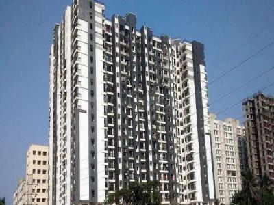 Gallery Cover Image of 750 Sq.ft 1 BHK Apartment for rent in Kamanwala Manavsthal, Malad West for 24000
