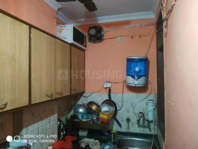 Kitchen Image of Boys PG in Safdarjung Enclave