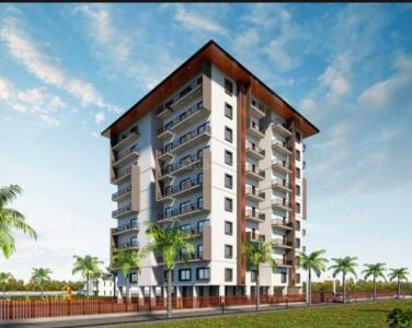 Gallery Cover Image of 1021 Sq.ft 2 BHK Apartment for buy in Pragathi Nagar for 3368279