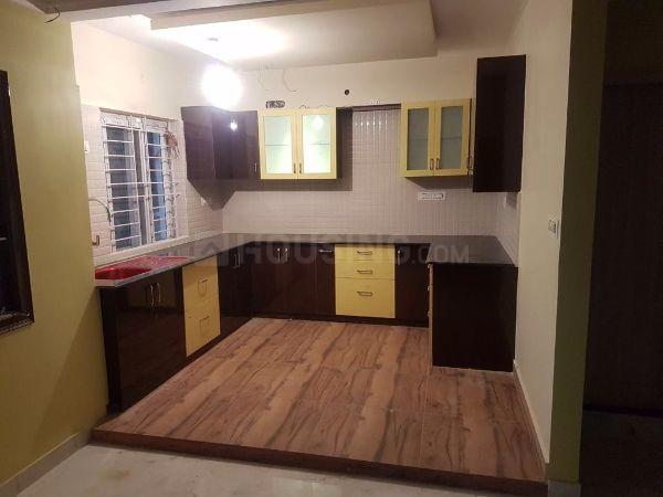 Kitchen Image of 1200 Sq.ft 3 BHK Independent Floor for buy in Hennur for 18000000