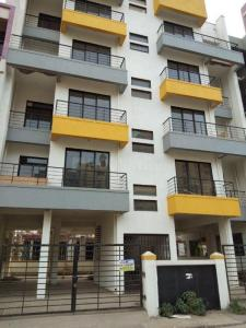 Gallery Cover Image of 600 Sq.ft 1 BHK Apartment for rent in Hari Om Astha, Ulwe for 12000
