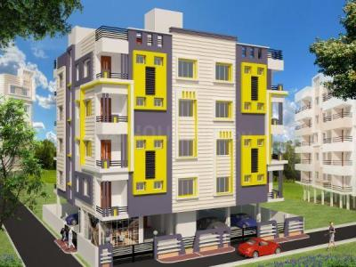 Gallery Cover Image of 672 Sq.ft 2 BHK Apartment for buy in Shree Bhoomi Apartment, Arrah Kalinagar for 1344000