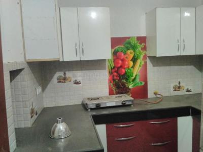 Kitchen Image of PG In Thane With Food Facility Near Hiranandani Estate in Hiranandani Estate
