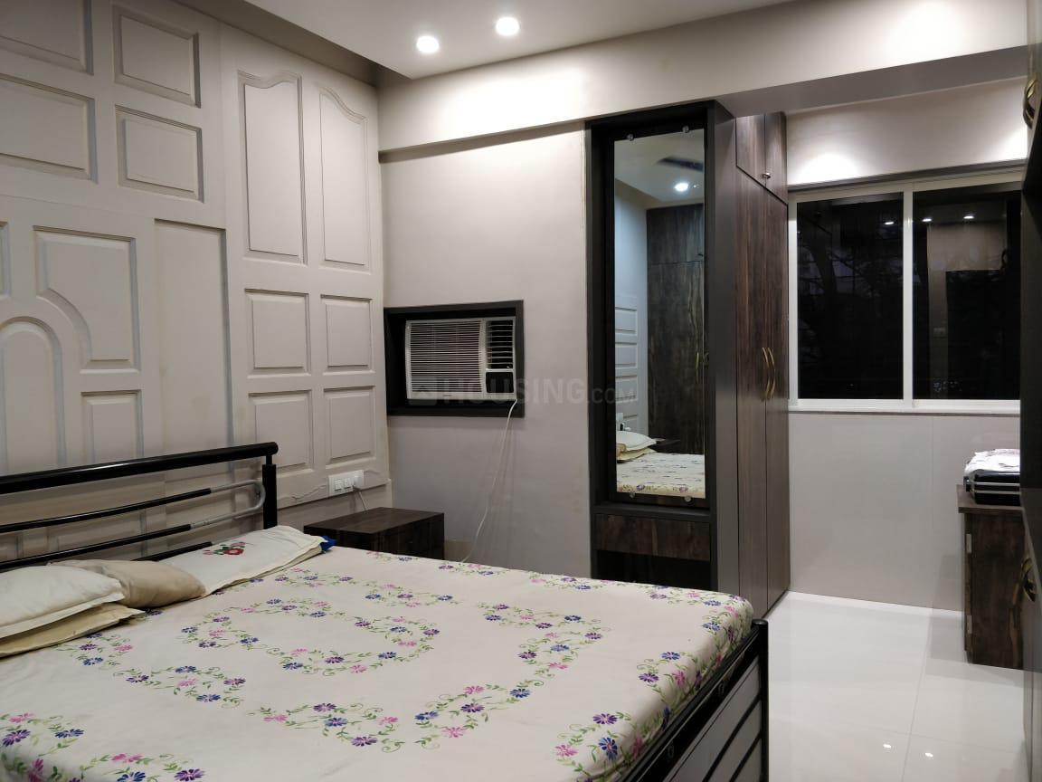 Bedroom Image of 750 Sq.ft 2 BHK Apartment for rent in Ghatkopar East for 35000