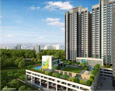Gallery Cover Image of 1380 Sq.ft 3 BHK Apartment for buy in Thane West for 14300000