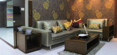 Gallery Cover Image of 600 Sq.ft 1 BHK Apartment for rent in Mayfair Hillcrest, Vikhroli West for 36000