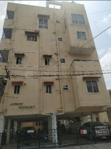 Gallery Cover Image of 1160 Sq.ft 2 BHK Apartment for rent in Suprith Residency, Hulimavu for 15000