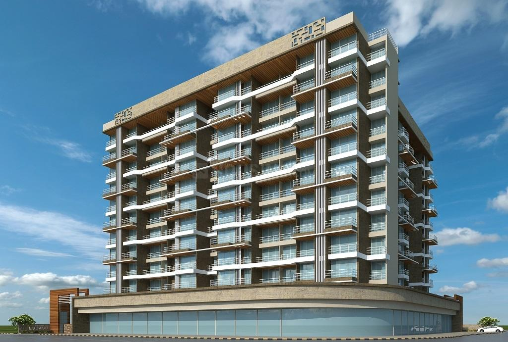 Building Image of 2800 Sq.ft 5 BHK Apartment for rent in Ulwe for 35000